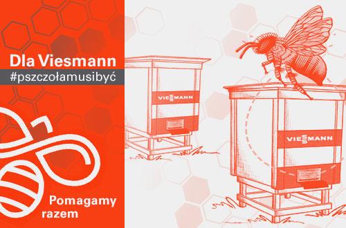 Viessmann dołącza do akcji pomocy owadom zapylającym